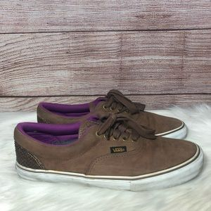 Vans Authentic Skateboard Classic Brown